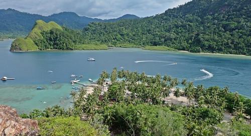 pasumpahan island