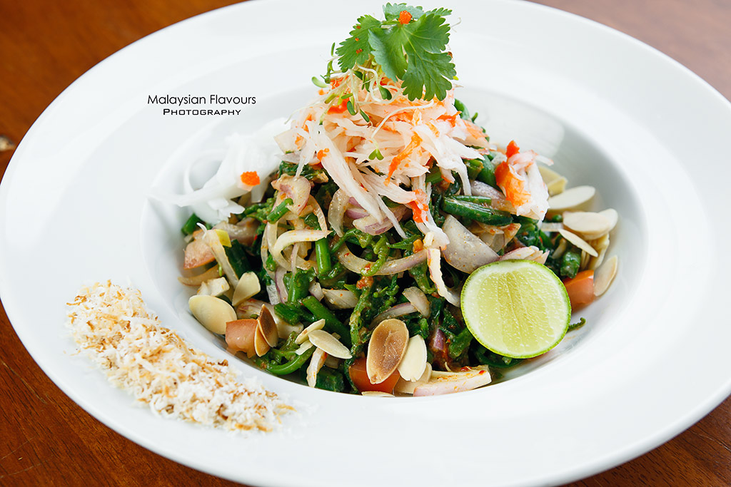 KomPassion Thai Fusion salad