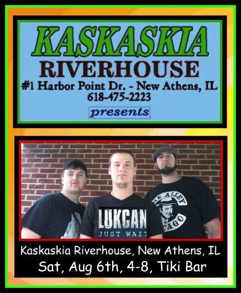 Kaskaskia Riverhouse 8-6-16