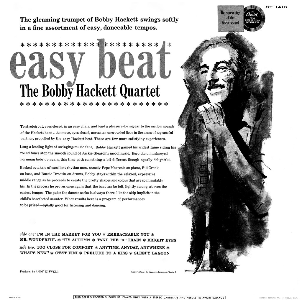 Bobby Hackett - Easy Beat