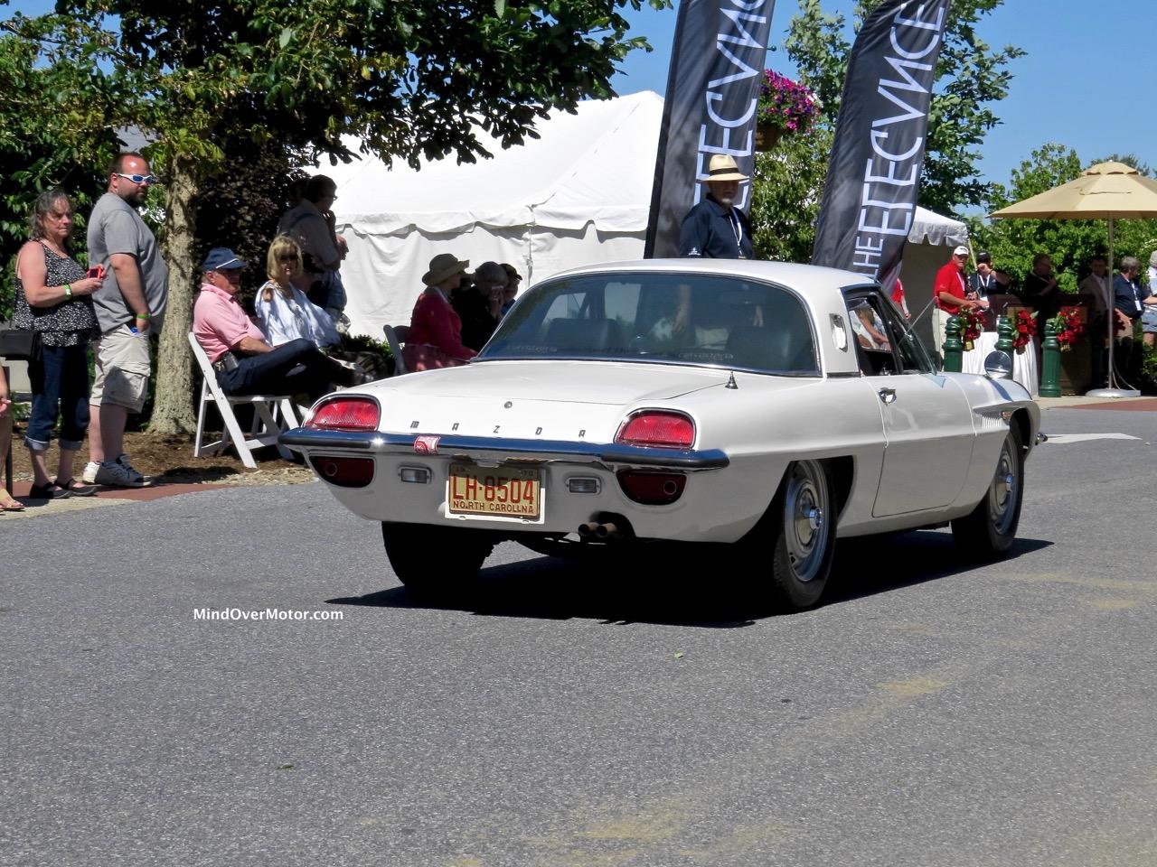 Mazda Cosmo Rear