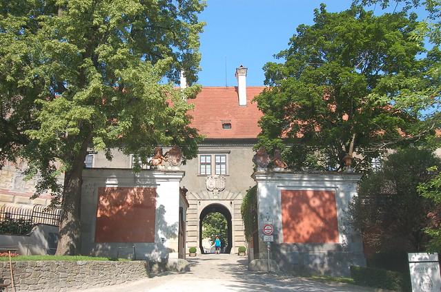 Český Krumlov 城堡區