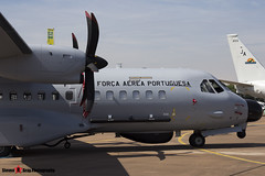 16708 - S-052 - Portuguese Air Force - CASA C-295MPA Persuader - Fairford RIAT 2014 - Steven Gray - IMG_4534