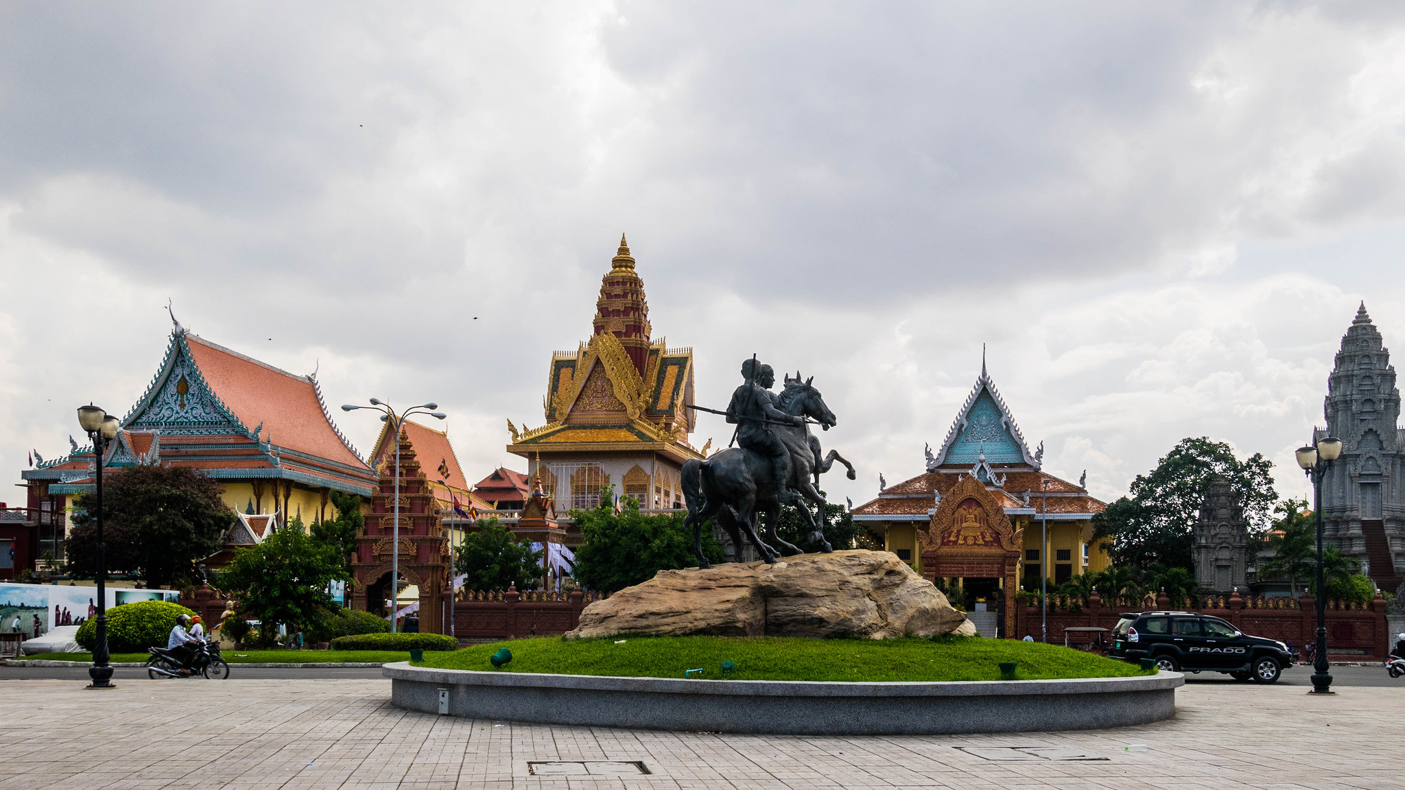 Royal Palace in Phnom Penh #1