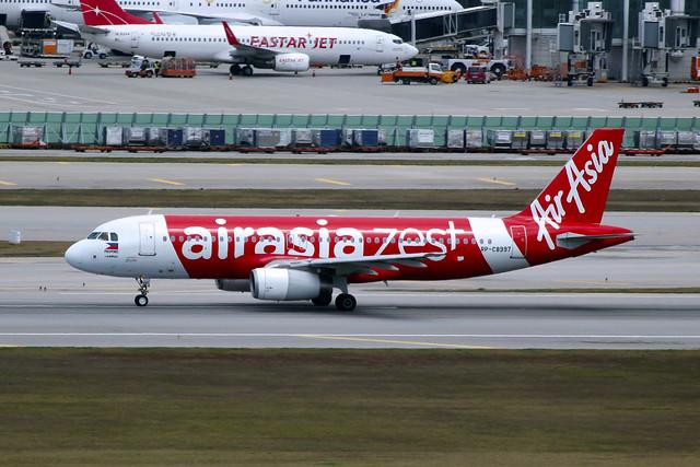 RP-C8997 | AirAsia Zest | Airbus A320-232 | ICN