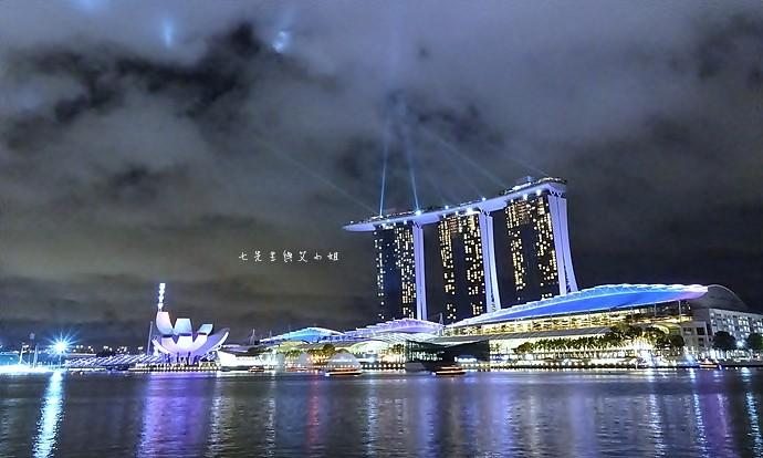 51 新加坡四天三夜自由行 美食美景購物