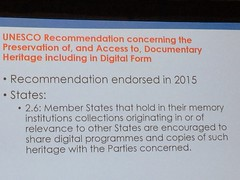 UNESCO recommendations