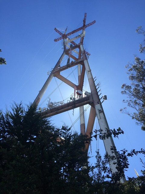Sutro Tower (no fog)