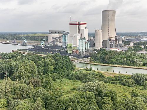 Steinkohlekraftwerk Lünen-Stummhafen