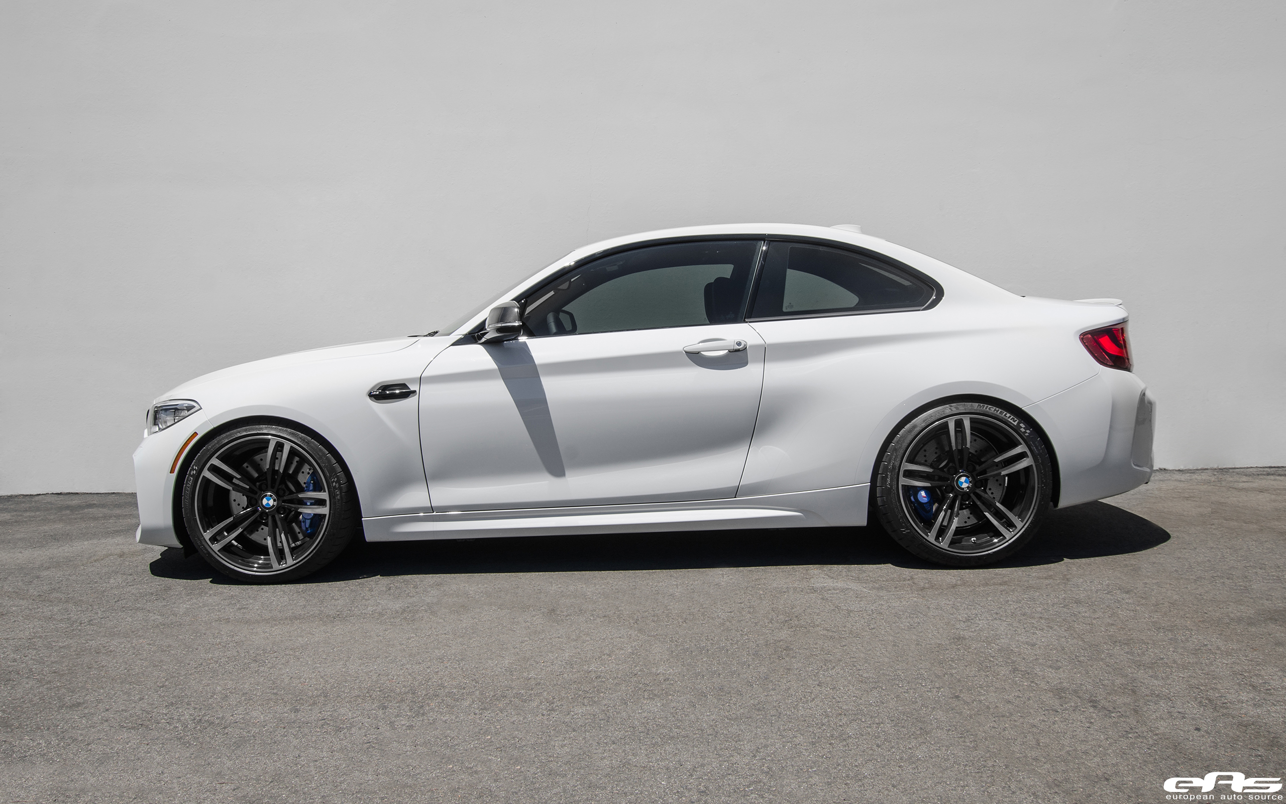 2016 Alpine White F87 M2 Ohlins Road And Track Bmw Performance Parts Amp Services