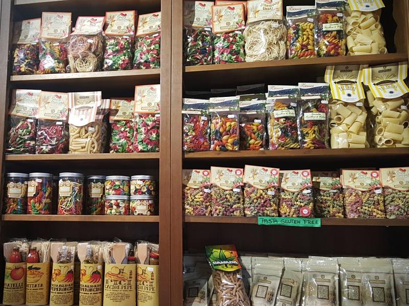 pasta shop Rome