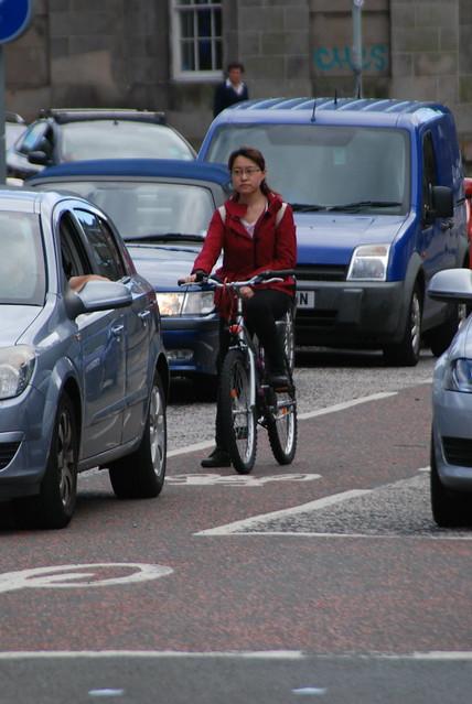 Quality Bike Corridor?