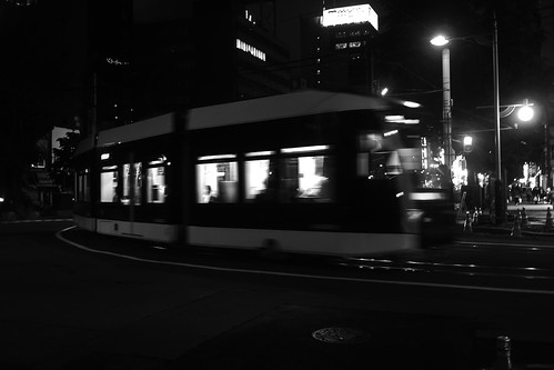 Tramcars at Sapporo on JUL 19, 2016 (10)