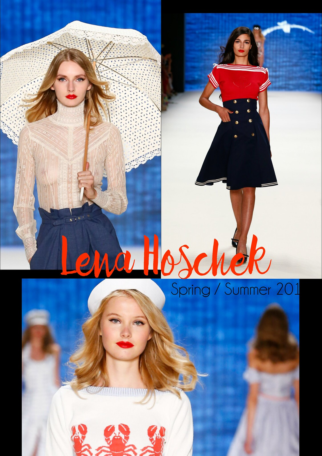 Lena Hoschek Spring Summer 2017 Collection Review I Style By Charlotte