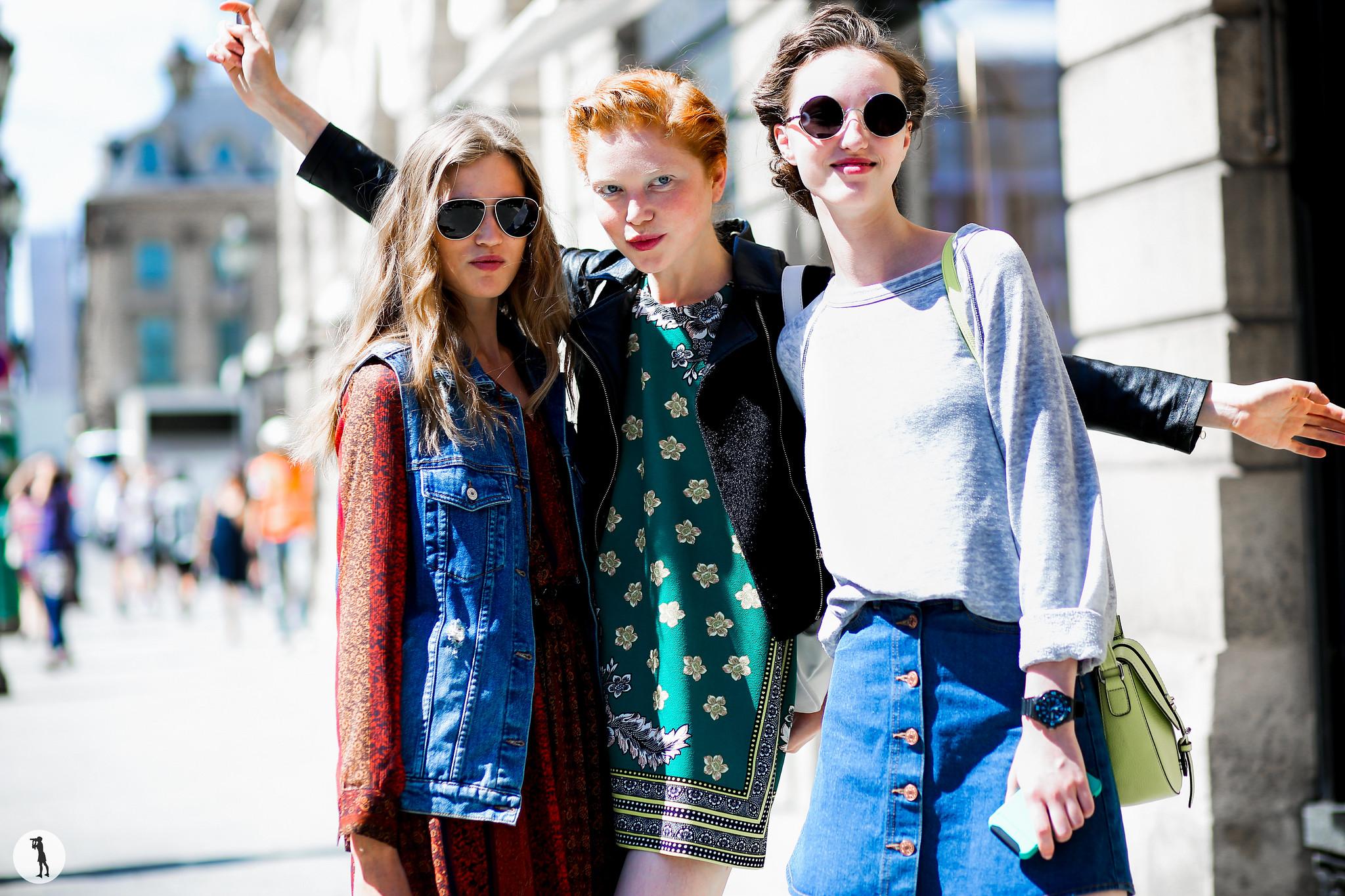 Street Style, Paris Fashion Week Haute couture FW15-16