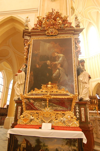 Kutna Hora Chrám Nanebevzetí Panny Marie