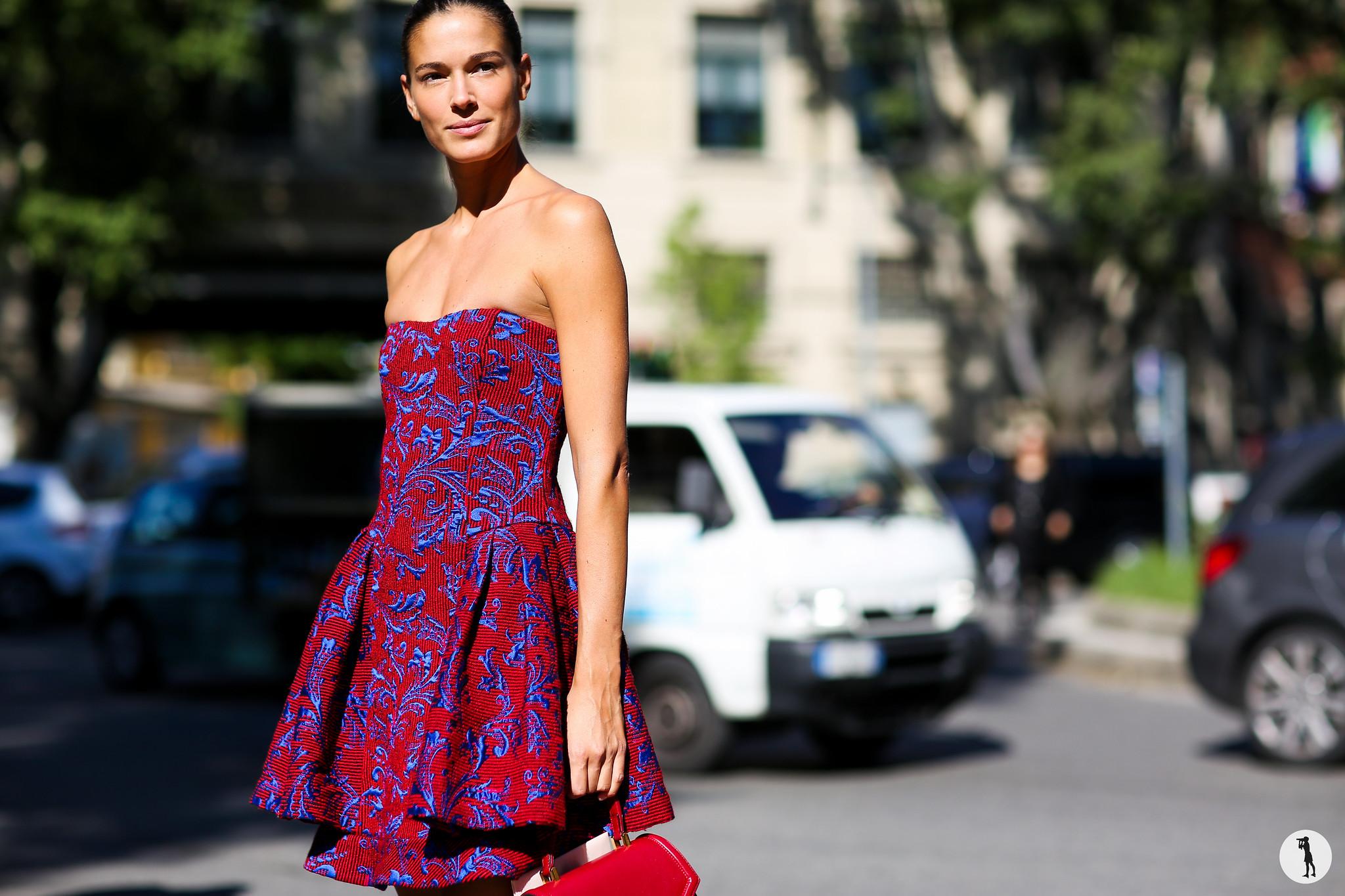Street style at Milan Fashion Week-3 2