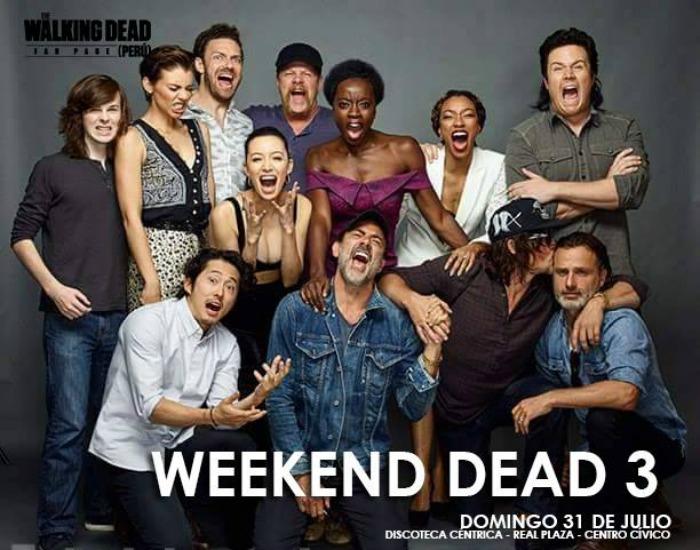 Weekend Dead 3 | Novedades y adelantos de la Temporada 7