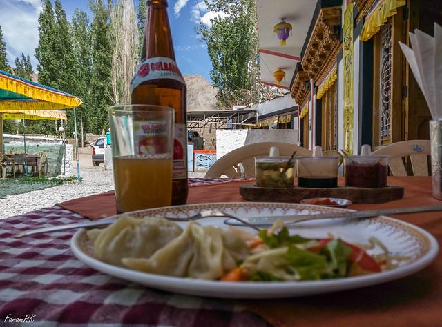 Tibetan Kitchen, Leh