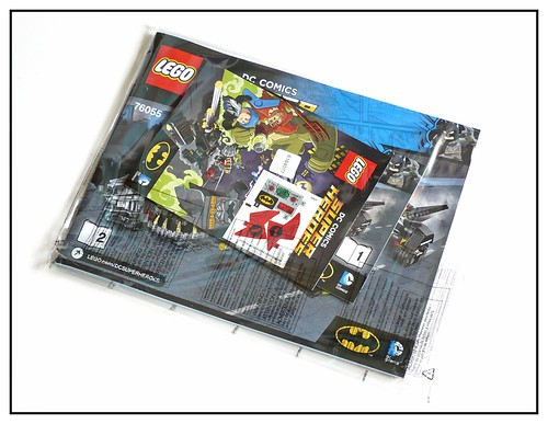 LEGO DC Super Heroes 76055 Batman Killer Croc Sewer Smash box04