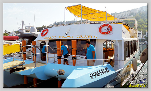 Paseo en barco por Costa Tropical 8