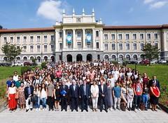 05/09/2016 - Jornada de bienvenida a los alumnos internacionales en el campus de Bilbao
