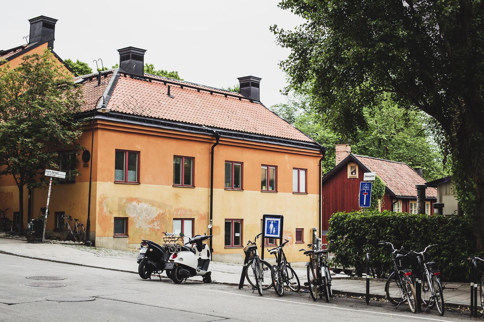Söder Stockholm - Evelinas Ekologiska