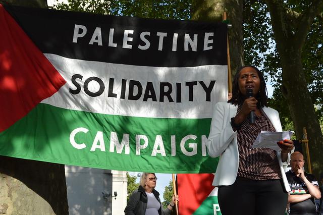 Joyce Onstad, Lib Dem Friends of Palestine