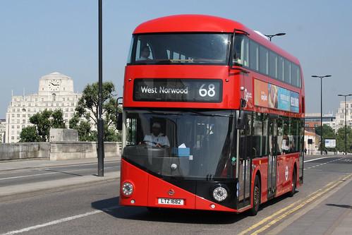 London Central LT682 LTZ1682