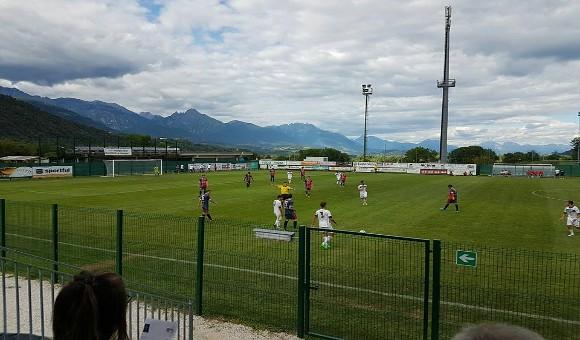 Amichevoli estive, Union Feltre - Virtus Verona 1-2