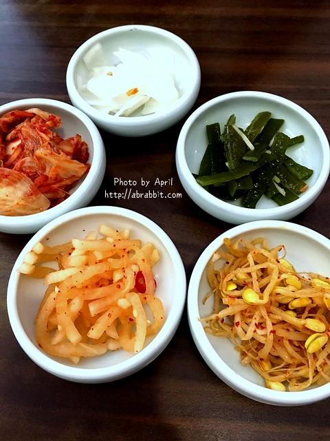 28462295306 fe1ddd296f z - 韓34,五種小菜、白飯通通吃到飽,C/P值非常高的韓式料理@一中 益民商圈 北區