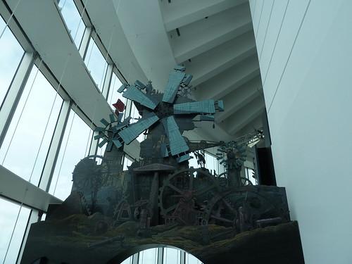 ジブリの大博覧会 空飛ぶ機械達展