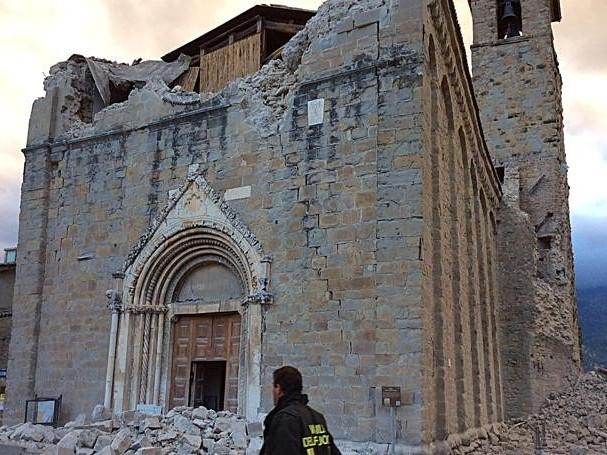 sisma in centro italia
