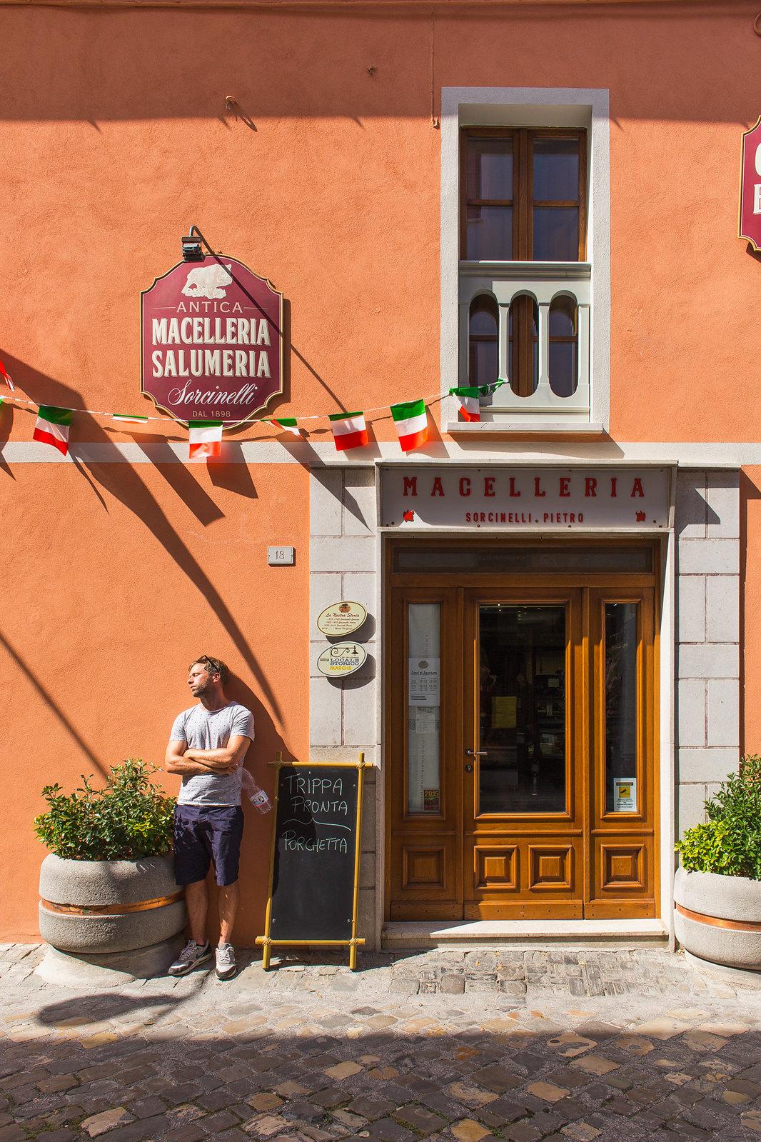 Italy – Sassoferrato