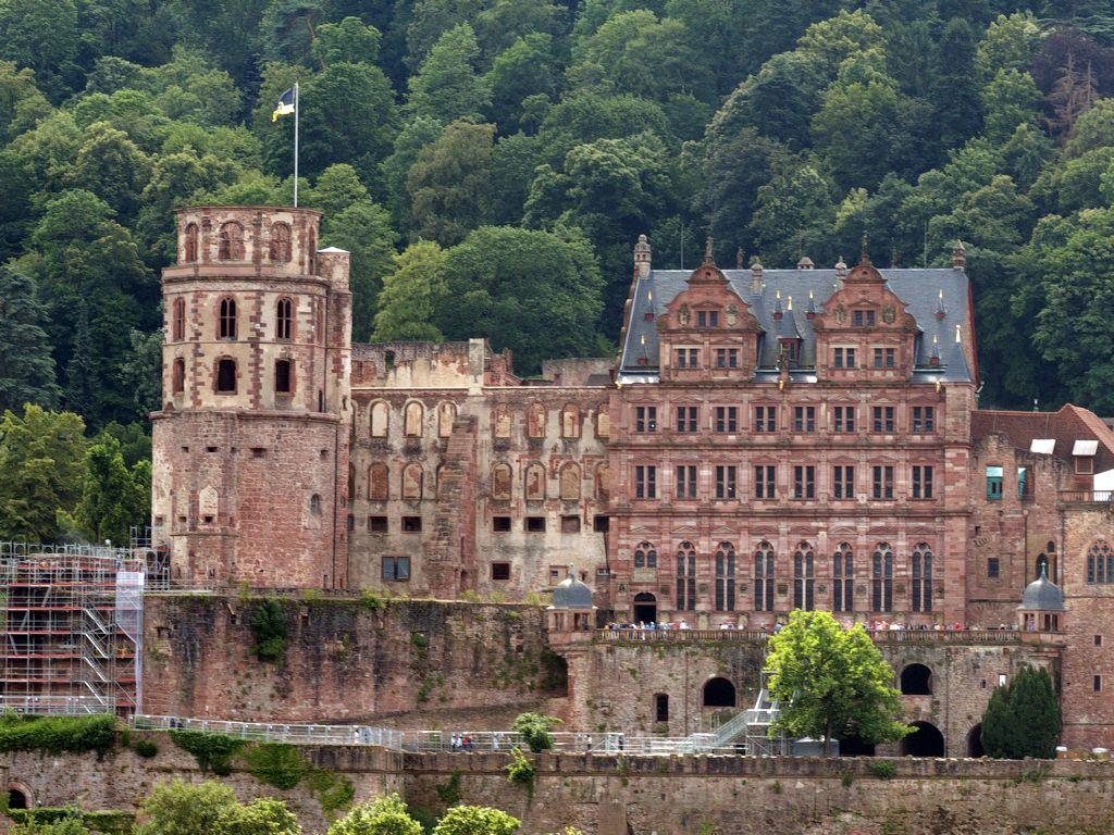 Heidelberg: Schloss