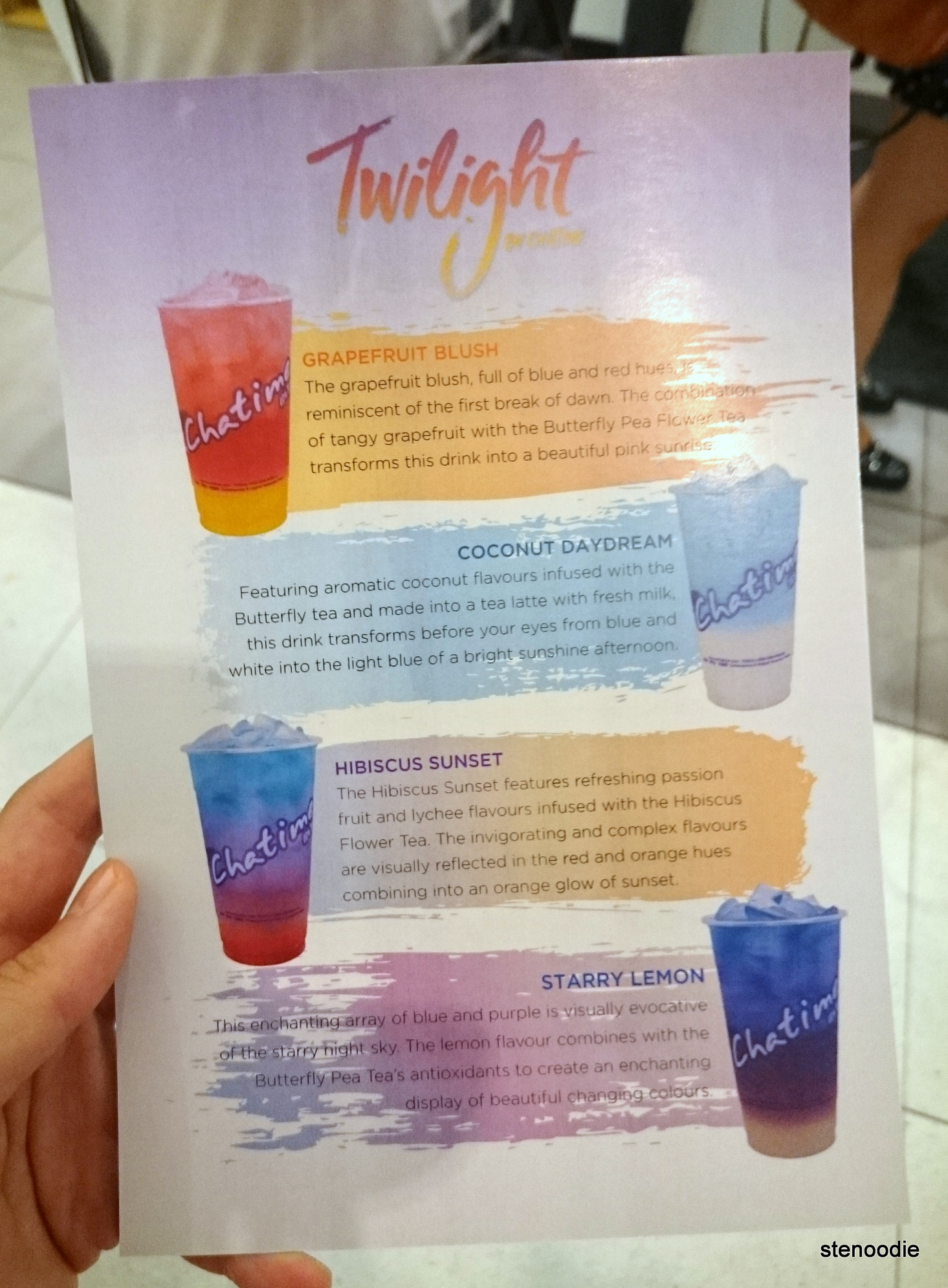 Twilight by Chatime
