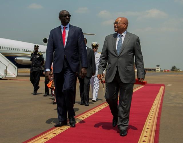 AU Zuma SA