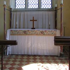sarum screen altar