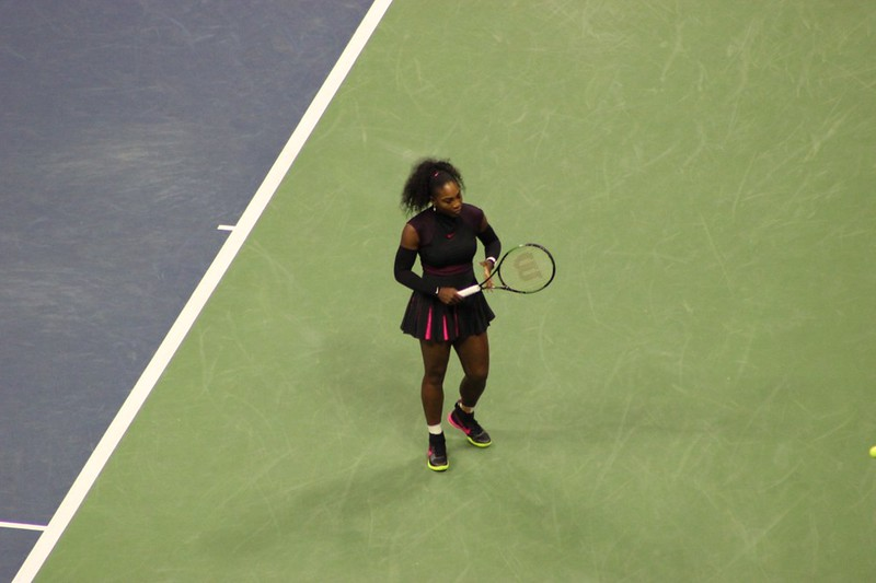 Serena Williams | by Michael C Dunne