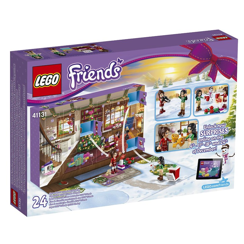 LEGO Friends 41131 - 2016 Advent Calendar
