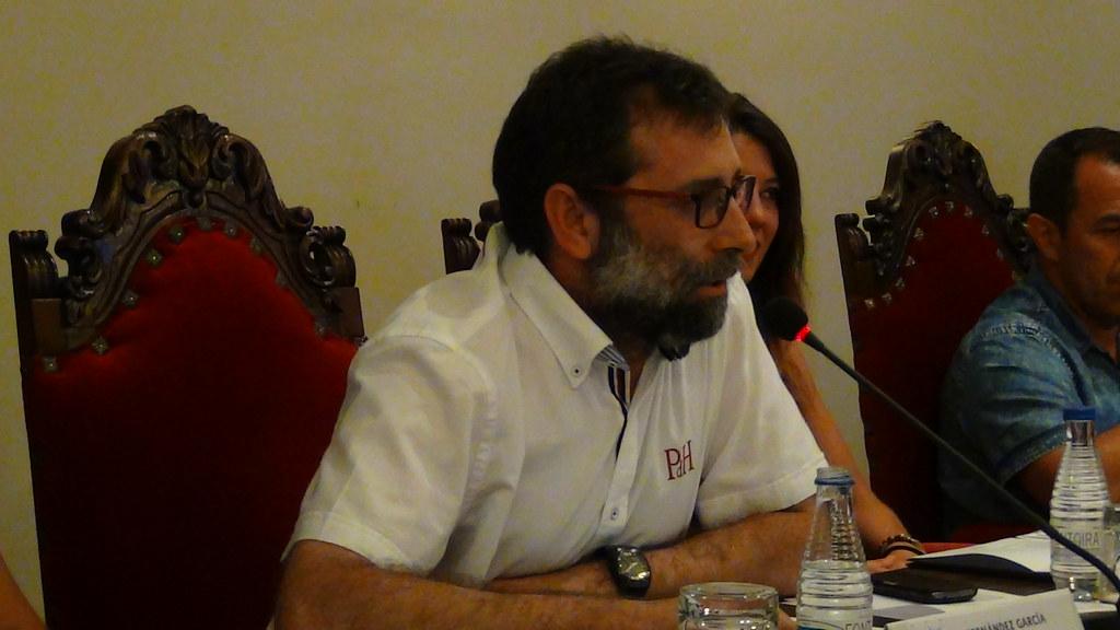 Antonio José Hernández García ha sido elegido abanderado de las fiestas de San Juan 2017
