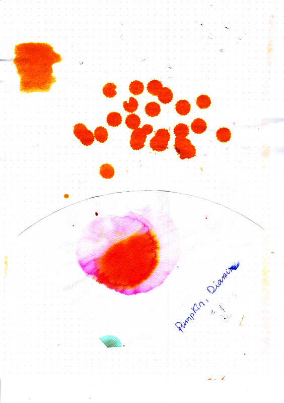 Diamine Pumpkin-2