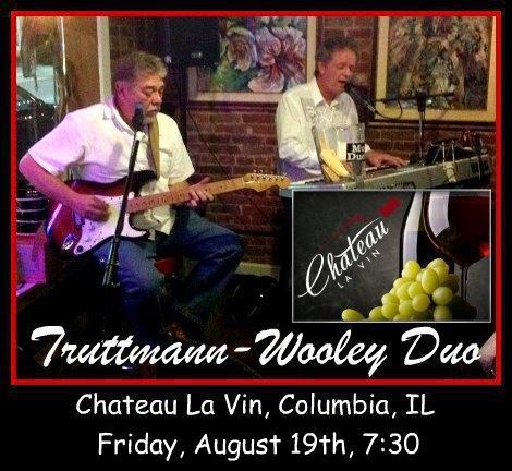 Truttmann Wooley Duo 8-19-16