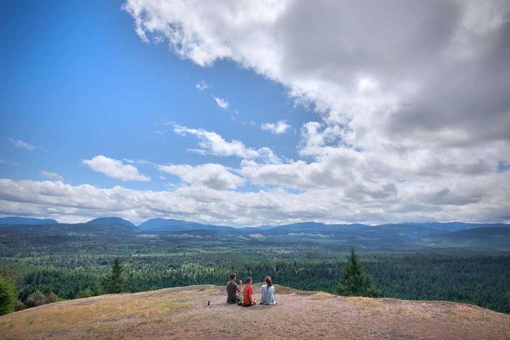 Kids at Little Mountain