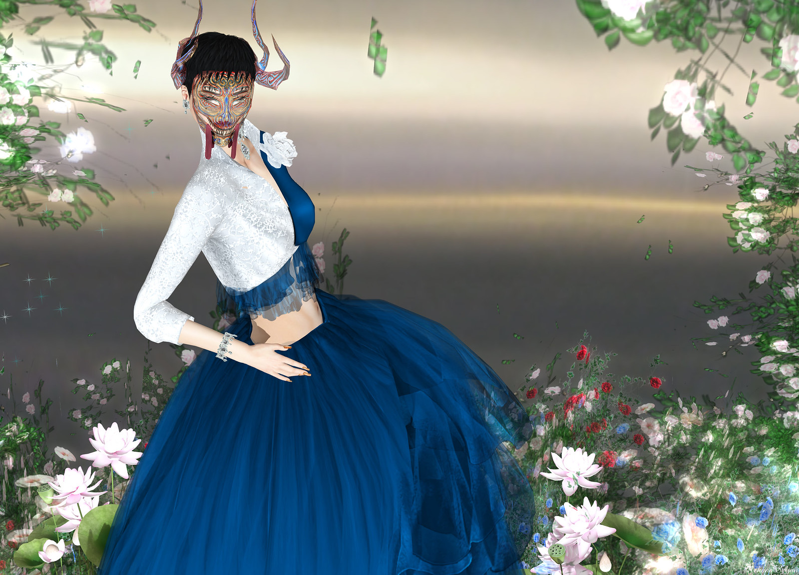 AZUL - Yulia