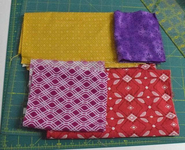 additional fabric pull