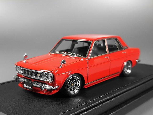 Datsun Bluebird 1600 SSS 1967