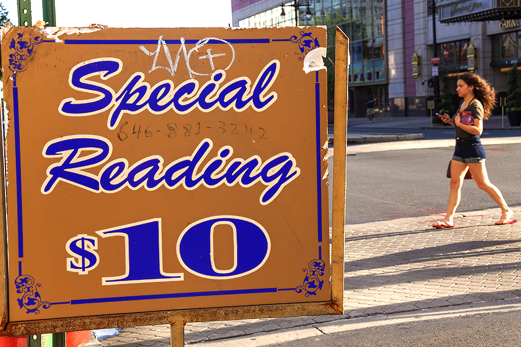 Special Reading $10--Center City