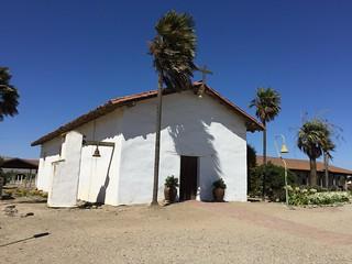 Mission Nuestra Senora de Soledad