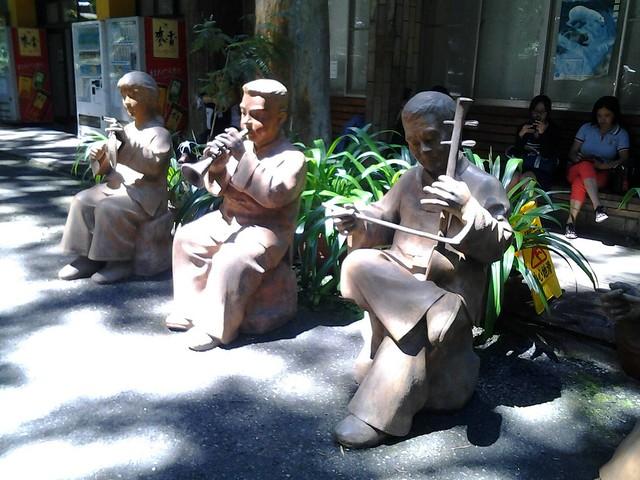 王秀杞雕塑展 (31)